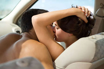Places to have sex in a car were